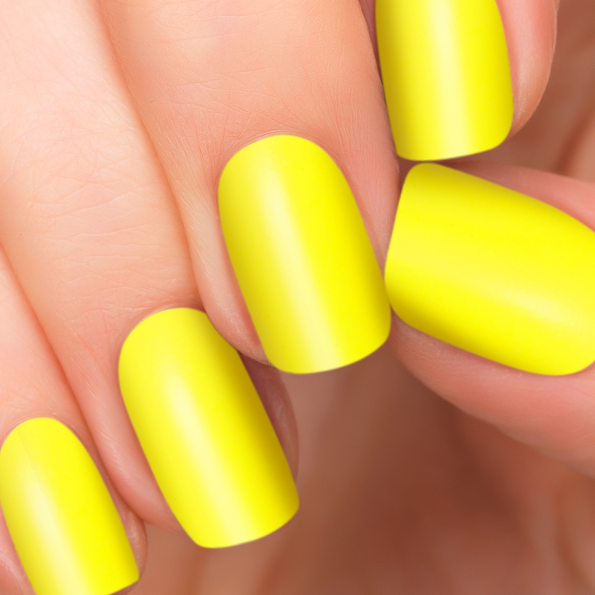 List of Synonyms and Antonyms of the Word: neon yellow nail polish