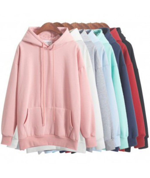 sweater, hoodie, pastel pink, white, baby blue, baby pink ...