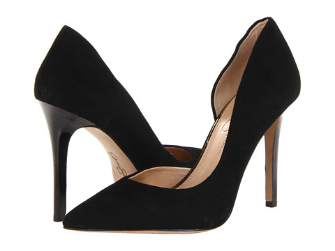 Jessica Simpson Claudette Black Kid Suede - Zappos.com Free Shipping BOTH Ways