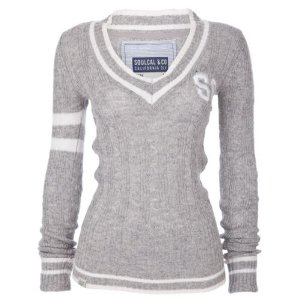 Soul cal deluxe cricket jumper: comfy and warm!