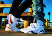 shoes,jordans,nike,red,white,black,swag