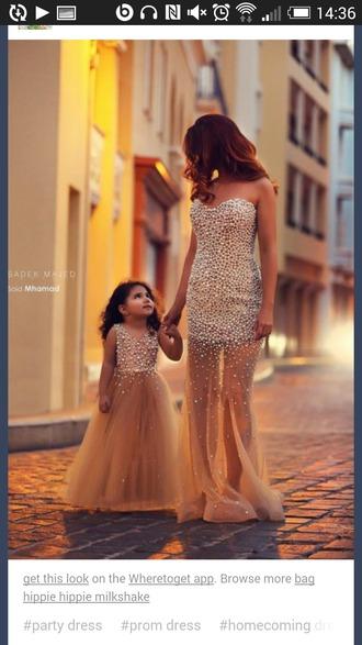 dress pearl long