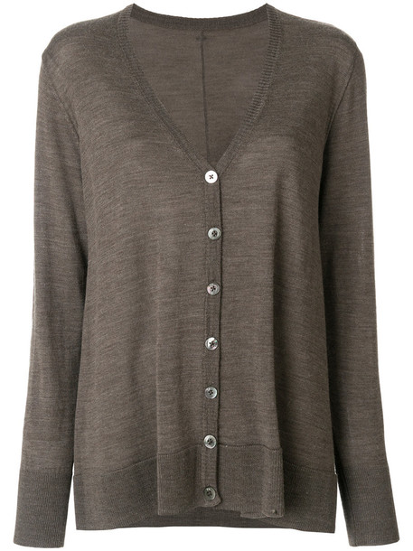 cardigan cardigan women brown sweater