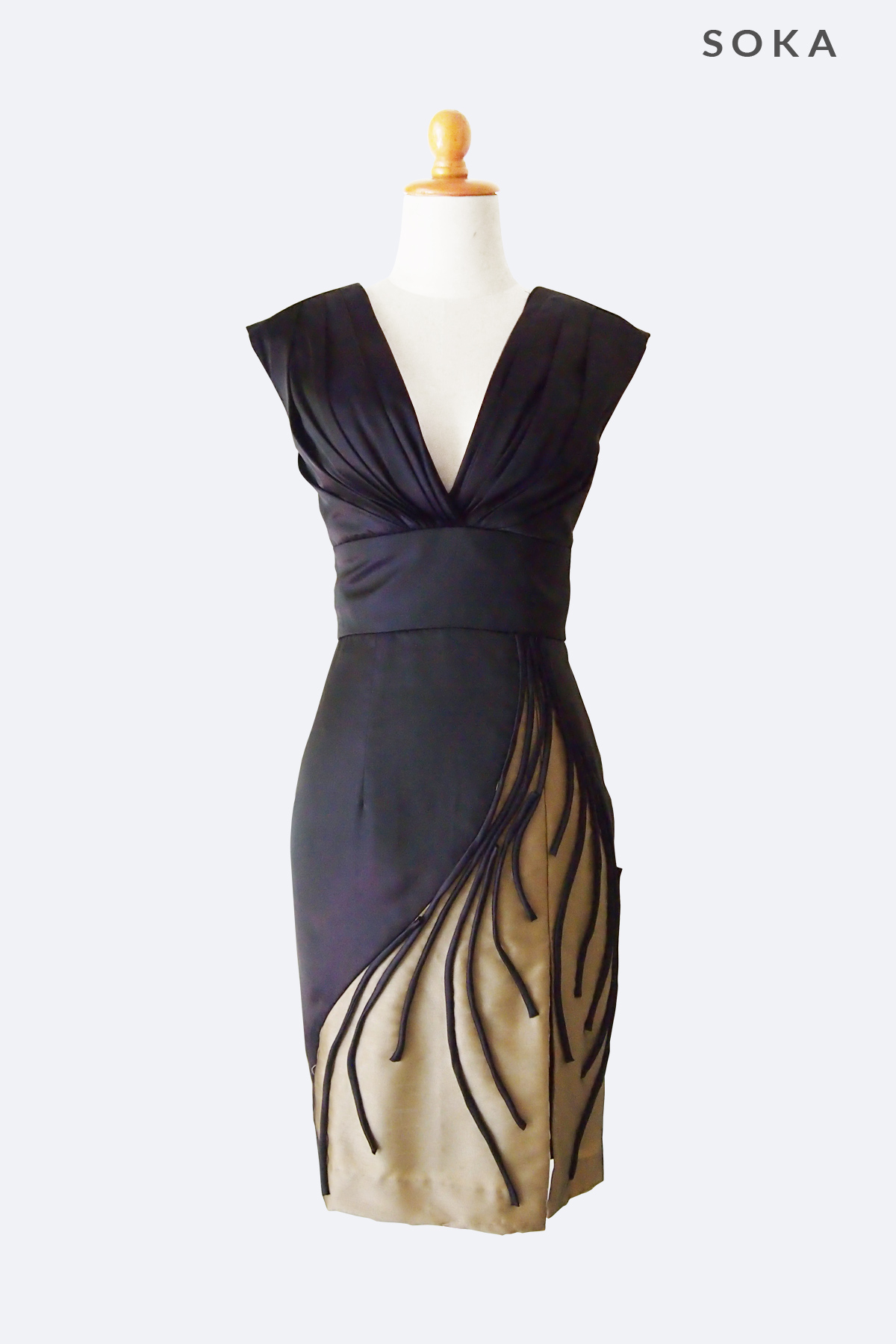 Fantastic  Dress Black Color Medium Size  From Category WOMEN39S CLOTHING