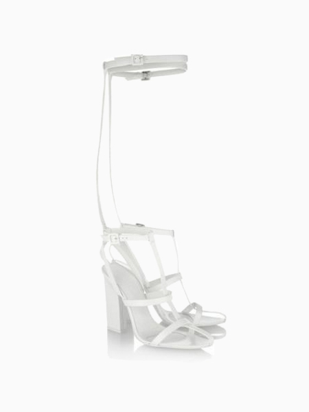 New Style Toe Sandals In White | Choies
