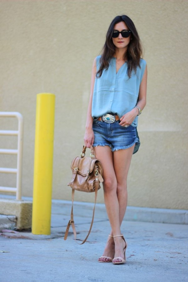 frankie hearts fashion shirt shorts shoes belt sunglasses bag t-shirt