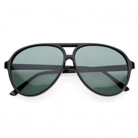 acff2c1771a Classic Plastic Aviator Sunglasses