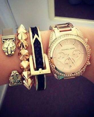 jewels michael kors watch bracelets