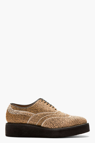 brogues shoes brown menswear casual shoes austerity calf hairstyles jabatus