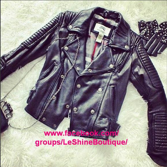 jacket moto jacket sheep leather jacket shipping moto leather jacket women jacket must have