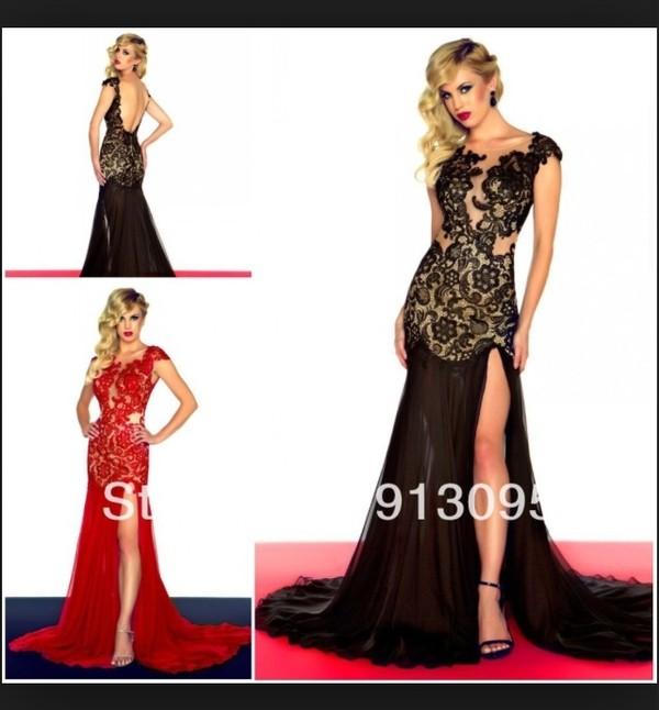 dress long dress prom dress lace dress long prom dress