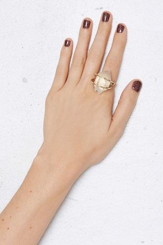 nail accessories glitter red nail polish nails