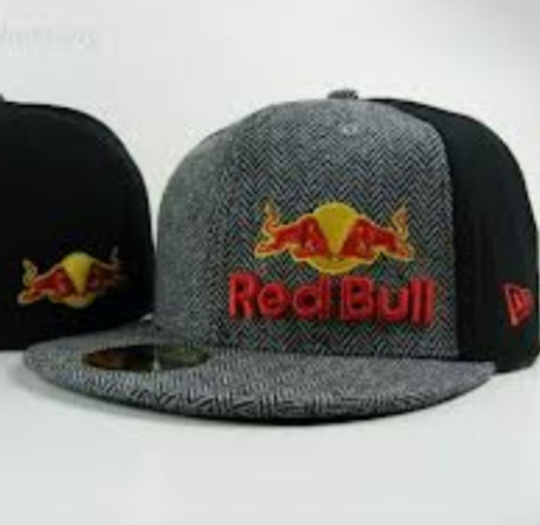 hat redbull newera 59fifty snapback 6304220dd35