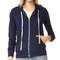 Sundry classic zip hoodie - deep sea