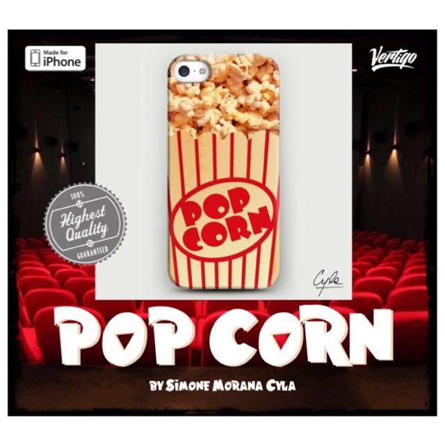 POP CORN by Simone Morana Cyla ... | Vertigo Official Store | Depop