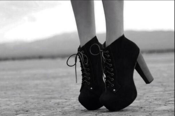 shoes boots wood platform heels cute shoes
