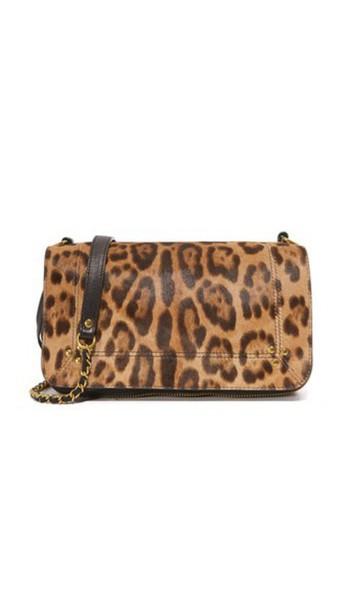 Jerome Dreyfuss Bobi Shoulder Bag - Leopard