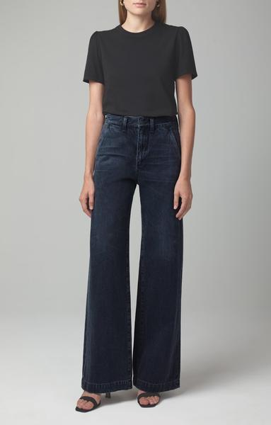 Ivy Trouser in Fade To Black