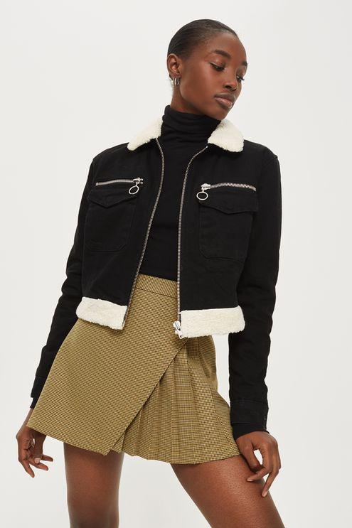 Heritage Check Kilt Skirt