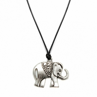 Elephant rope necklace · lac · online store powered by storenvy
