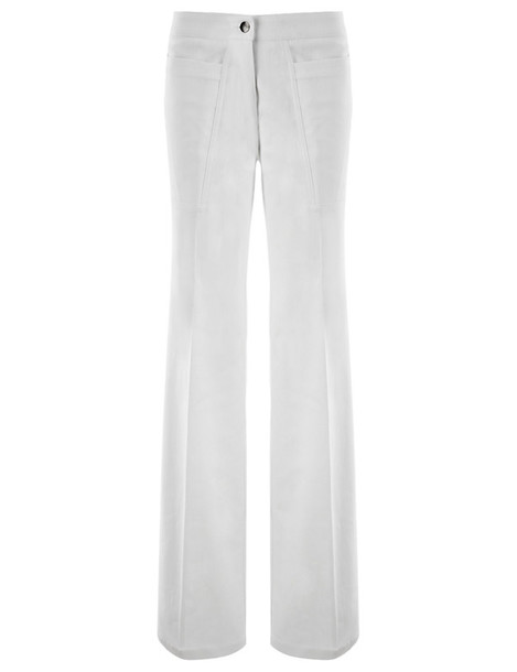 DEREK LAM denim white