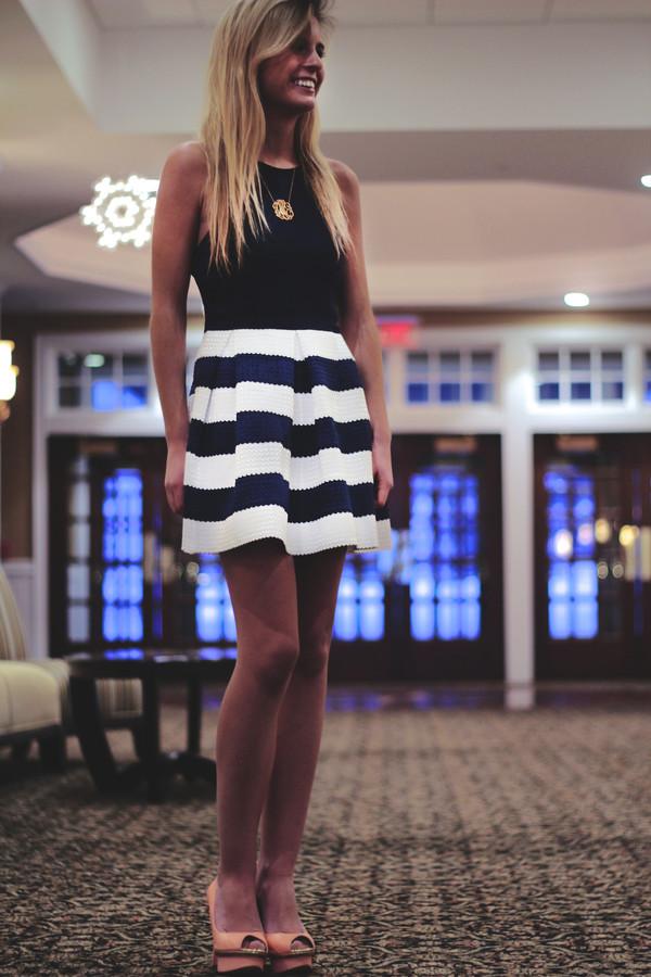 dress preppy