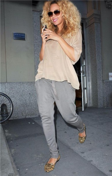 blouse beyonce pants shoes