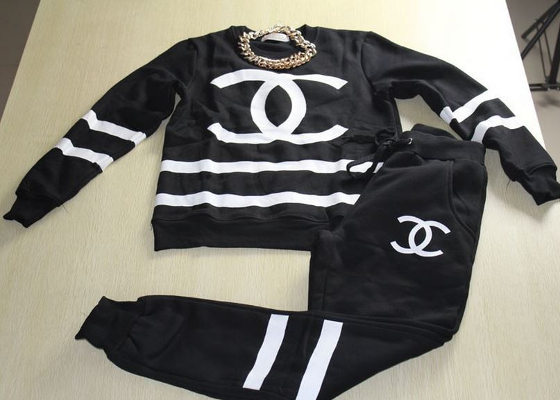 Cc logo striped tracksuit red, black or white from tumblr fashion on storenvy