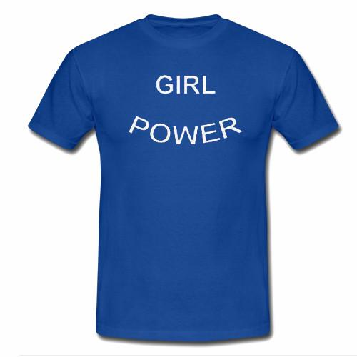 girl power tshirt style