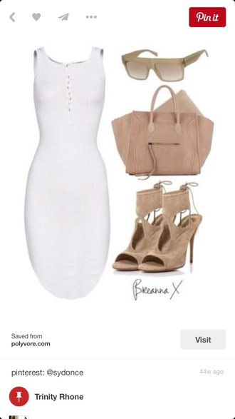 dress white dress white tunic dress everyday outfit everyday dress summer dress white cute chic