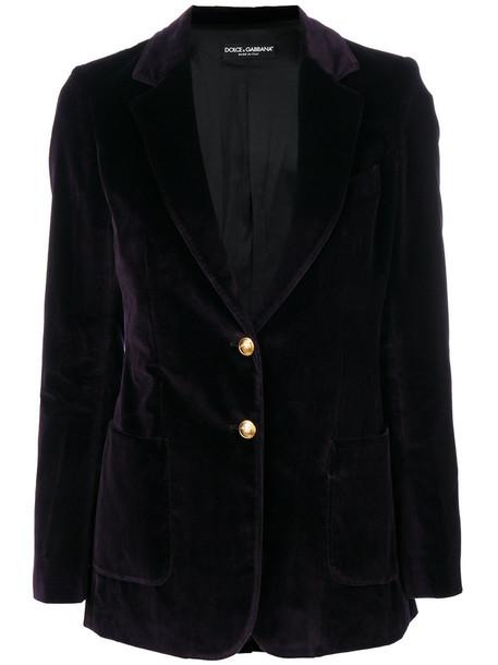blazer fur women cotton silk wool purple pink jacket
