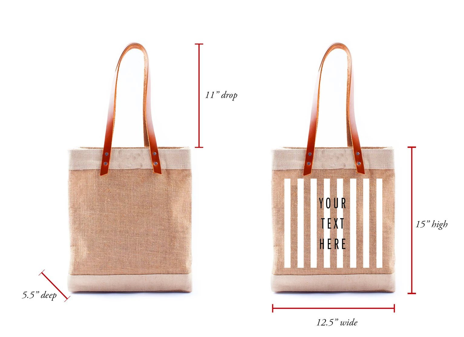 Customize the Original Market Bag by Apolis®