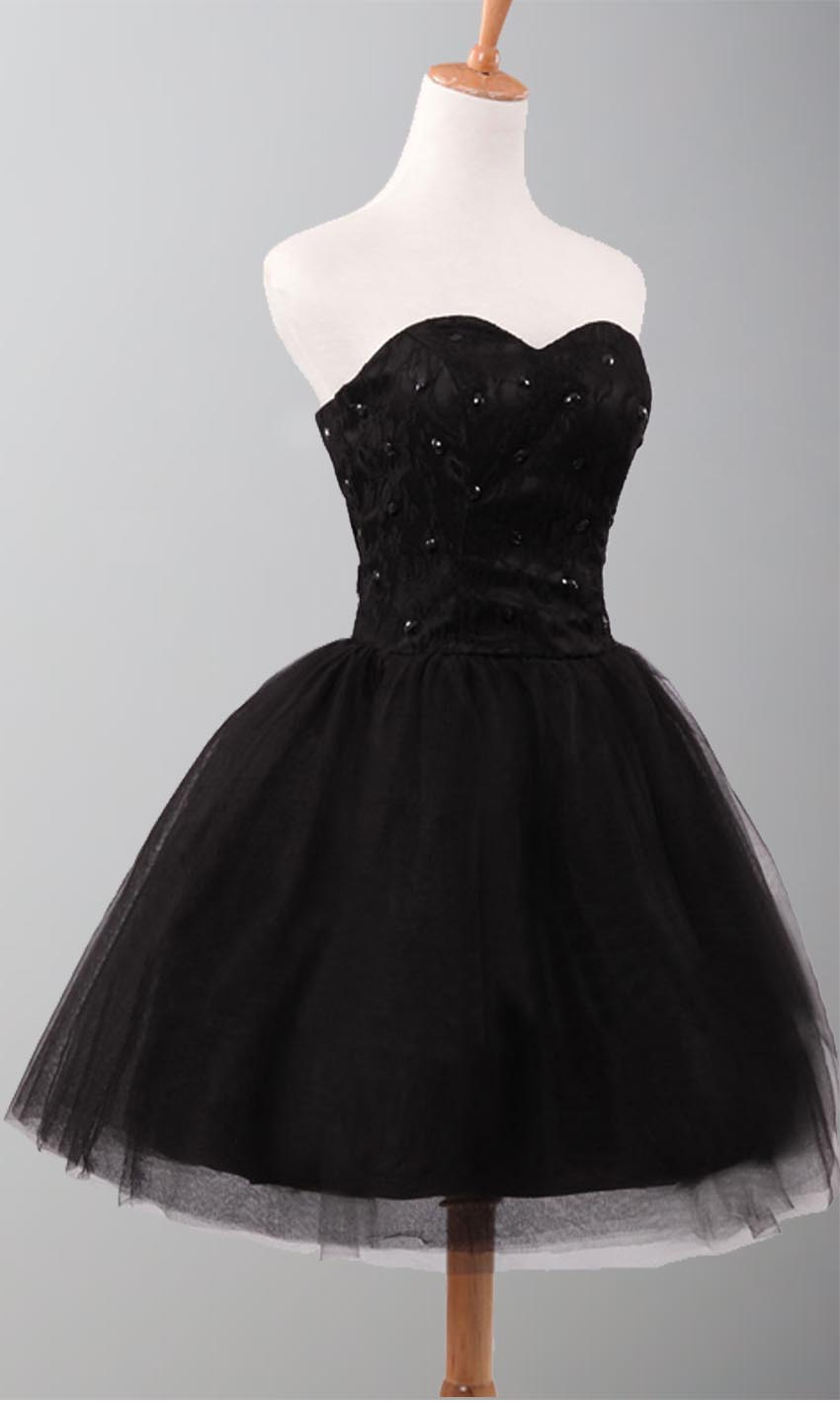 Little Black Tulle Strapless Party Dress KSP121 [KSP121] - £91.00 : Cheap Prom Dresses Uk, Bridesmaid Dresses, 2014 Prom & Evening Dresses, Look for cheap elegant prom dresses 2014, cocktail gowns, or dresses for special occasions? kissprom.co.uk offers various bridesmaid dresses, evening dress, free shipping to UK etc.