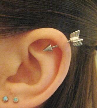 jewels arrow earrings must have cartilage piercing