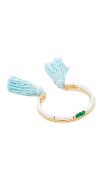 beaded bracelet beaded marble jewels
