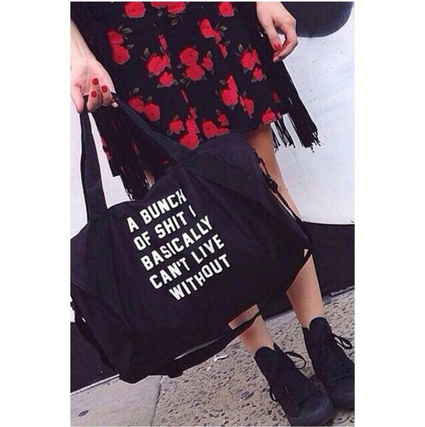 bag duffel bag funny dress grunge grunge dress grunge wishlist alternative cool trendy trendy trendy style style stylish fashion inspo fashion inspo on point clothing popular sport suit