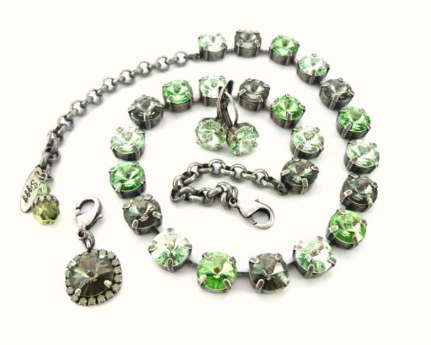 Jewels, $79 at etsy com - Wheretoget