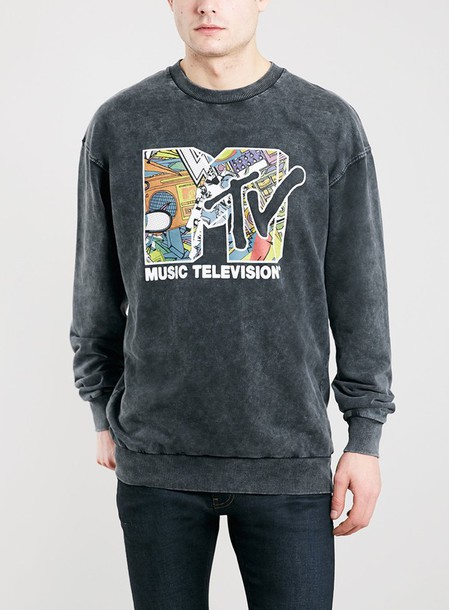 sweater mtv