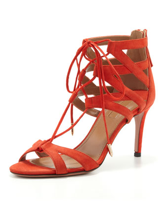 Aquazzura beverly hills lace