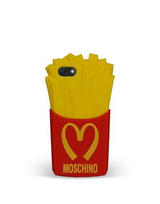 phone cover moschino novelty food inspired accessories
