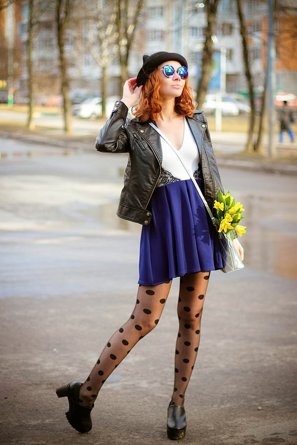 gvozdishe dress sunglasses bag shoes