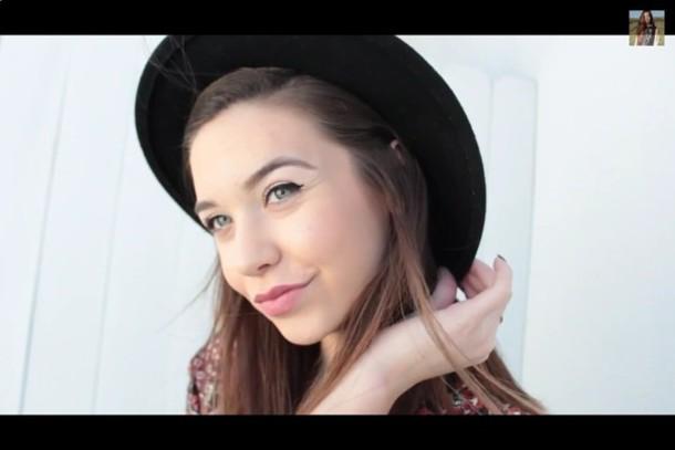 hat amanda black hat