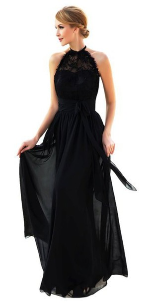 Dress Black Prom Dress Evening Prom Dresses Evening
