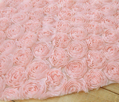 Ткань с розами своими руками
