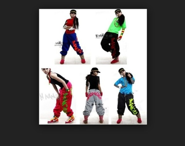 pants hip hop stile me wanna own it