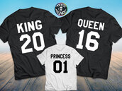 t-shirt,king and queen,KING queen king queen,king queen prince,king queen princess,king queen princess t shirts,king queen princess shirts,king queen,king queen tshirts,king queen 01,the king his queen shirts,the king his queen tshirts,the king his queen,number,number tee,number shirt,numbered white shirt,anniversary gifts for men,valentines day gift idea,gift ideas,mothers day gift idea,princess
