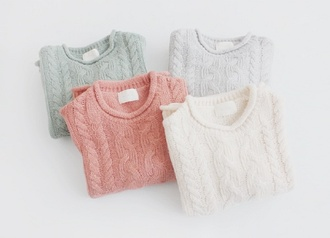 wool jumper winter outfits fall outfits pastel pastel pink grey pastel green knitted sweater sweater style fall sweater
