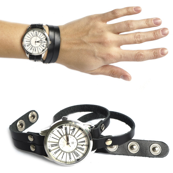 jewels watch watch vintage ziz watch ziziztime black n white