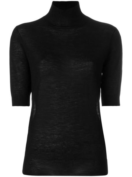 jumper cashmere jumper women black sweater