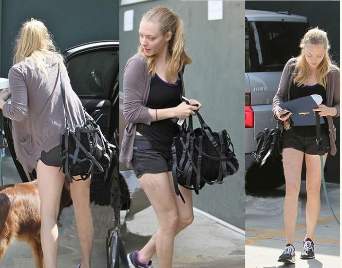 Womens Celebrity Multi Strap Faux Suede Spider handbag Shoulder bag Tote Black